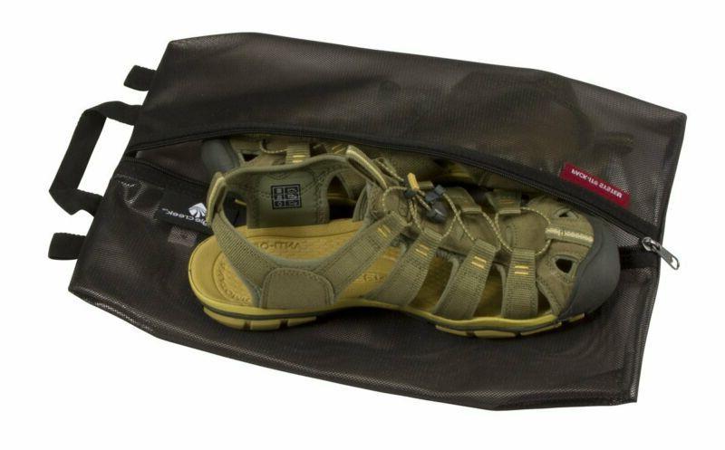 Eagle Luggage Shoe Black