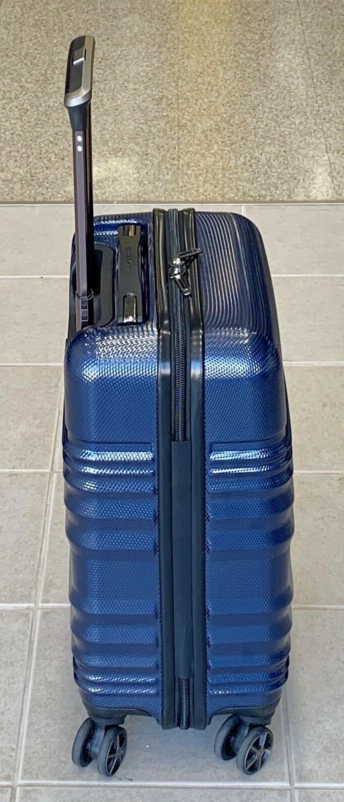 """Traveler's 21"""" on hardcase travel spinner port SPECIAL!"""