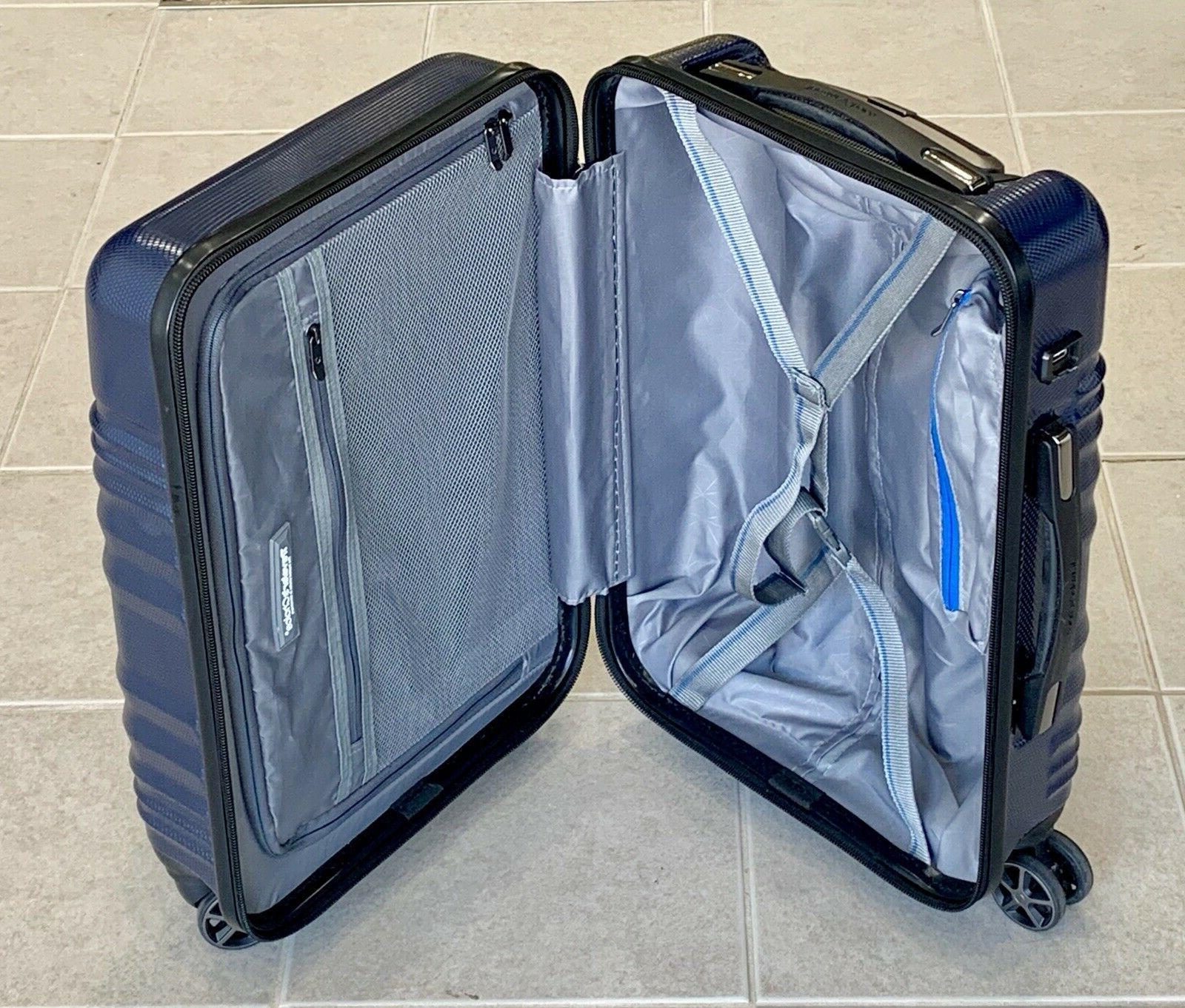 Traveler's on hardcase Luggage spinner