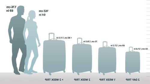 Traveler's Choice Ballistic Nylon Rollaboard Luggage,