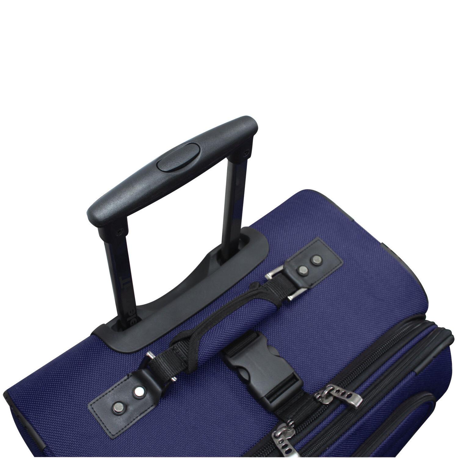 Traveler's Choice Conventional Luggage Suitcase