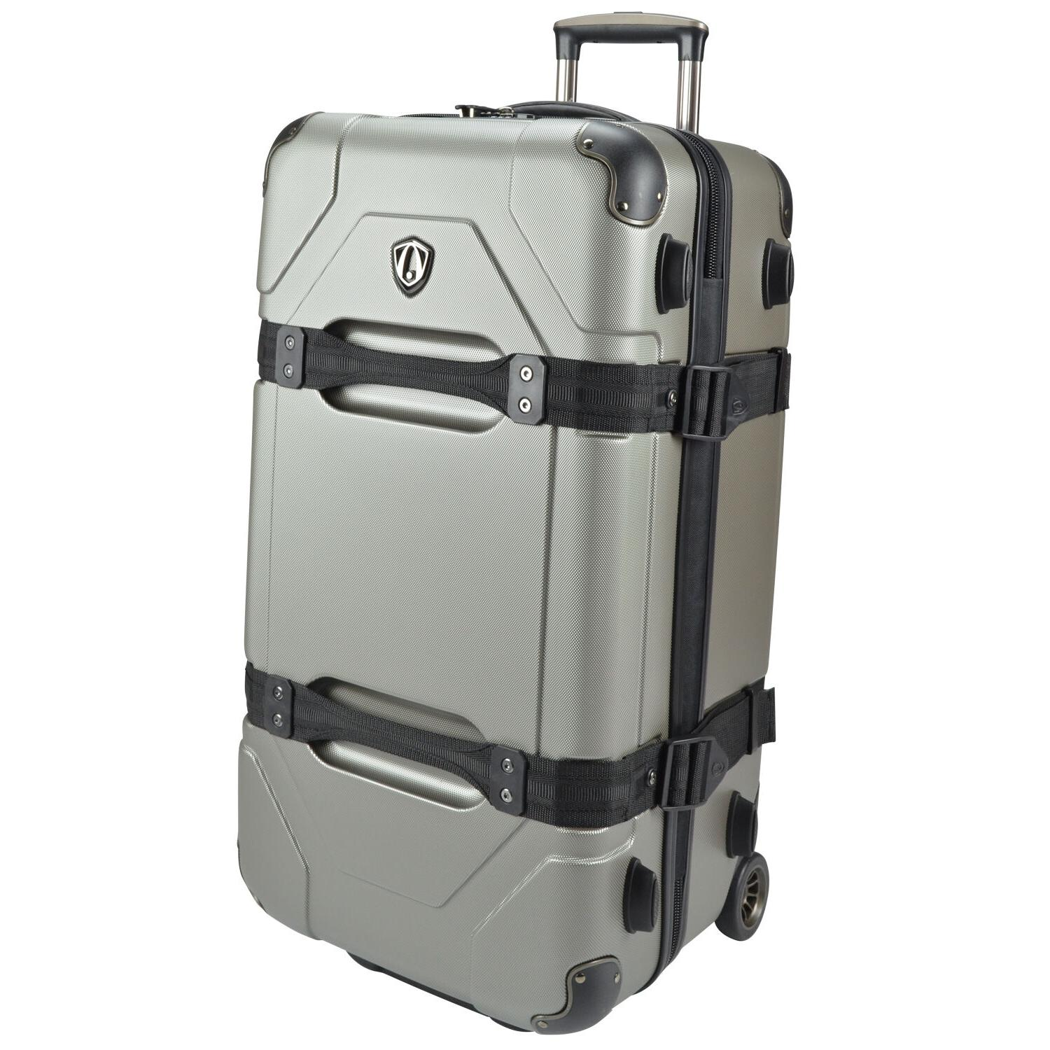 traveler s choice maxporter polycarbonate 28 rolling
