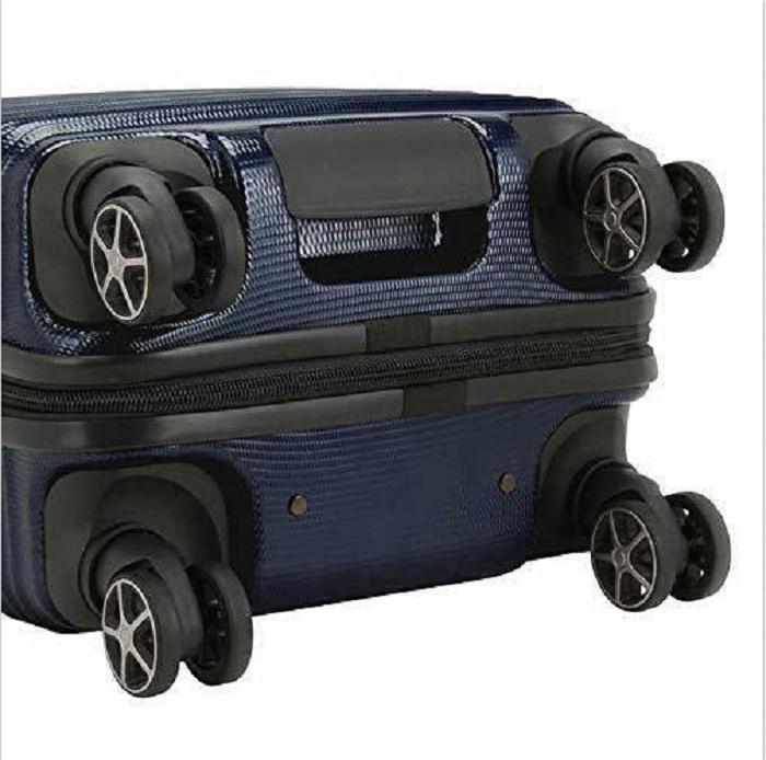 Traveler's Choice pieces 29'' Hardside External USB 'Gray'