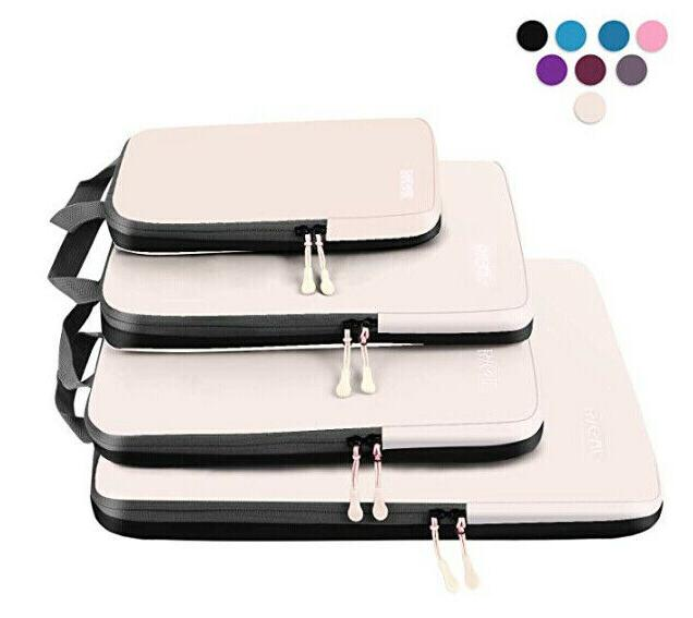 ultralight compression packing cubes travel expandable packi
