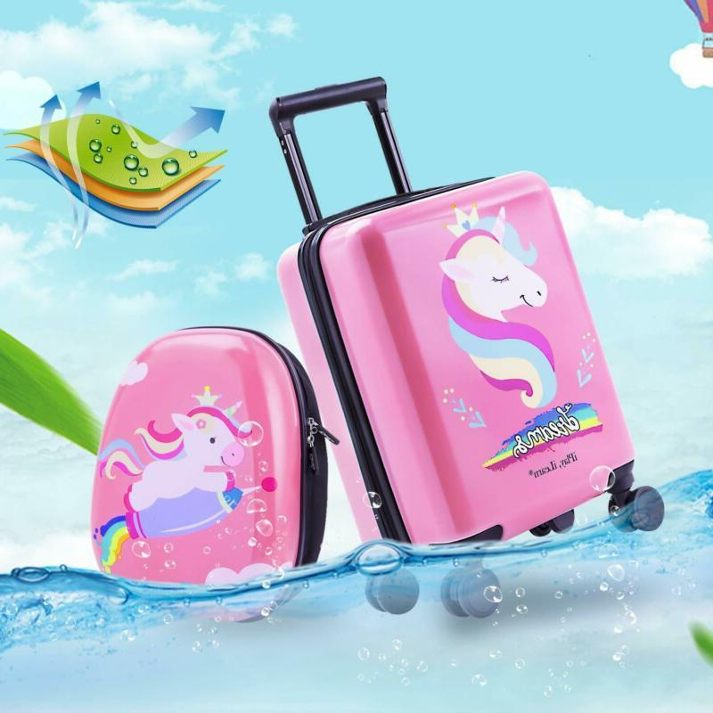 Luggage Set with Spinner Wheels,