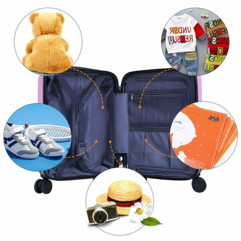 Unicorn Carry Luggage