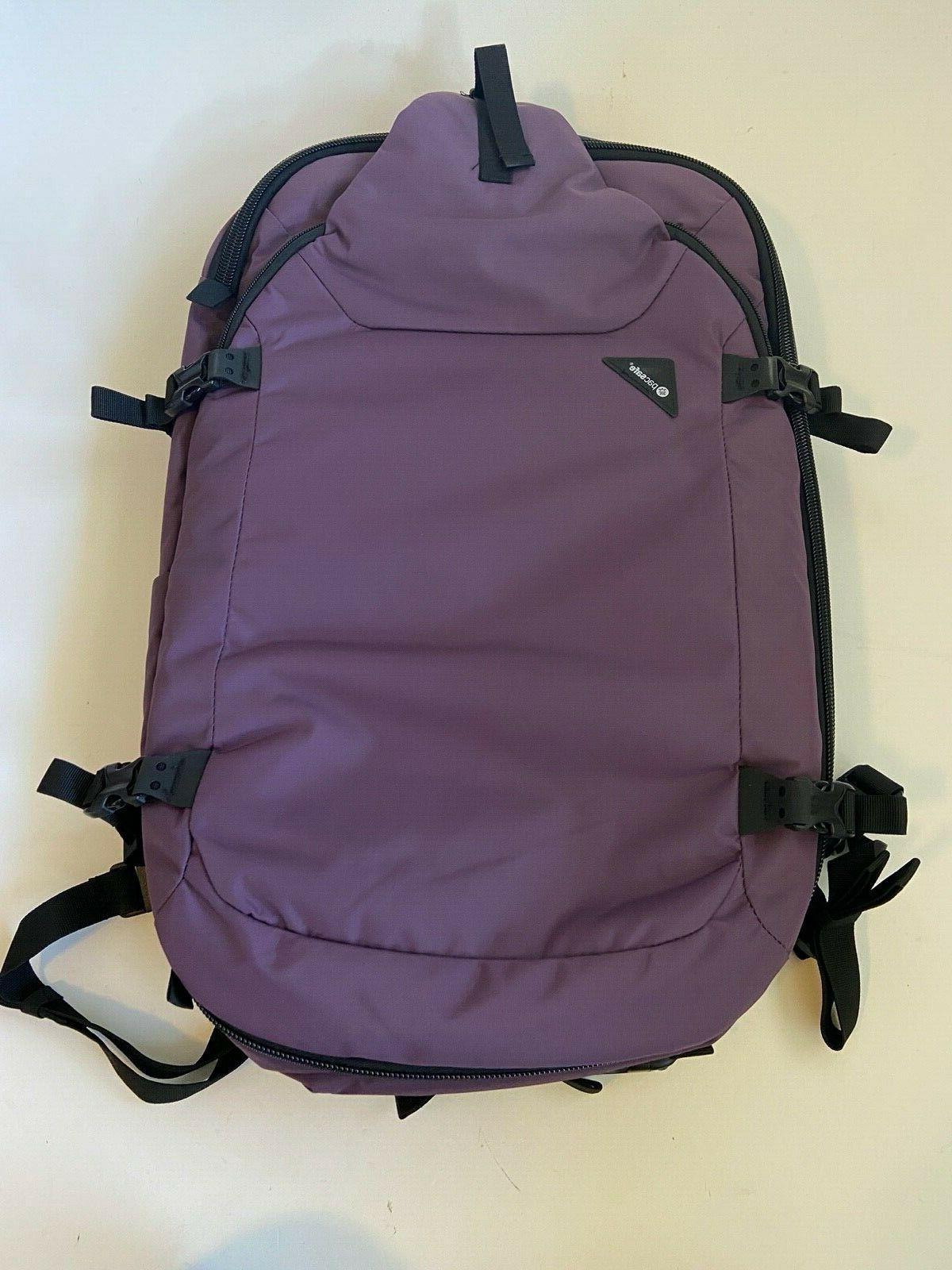 venturesafe exp45 blocking anti theft travel carry