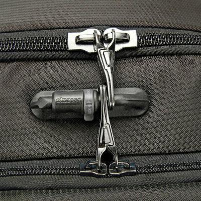 Pacsafe Ventursafe EXP45 Econyl Anti-Theft Carry-On Travel Pack, Bedrock