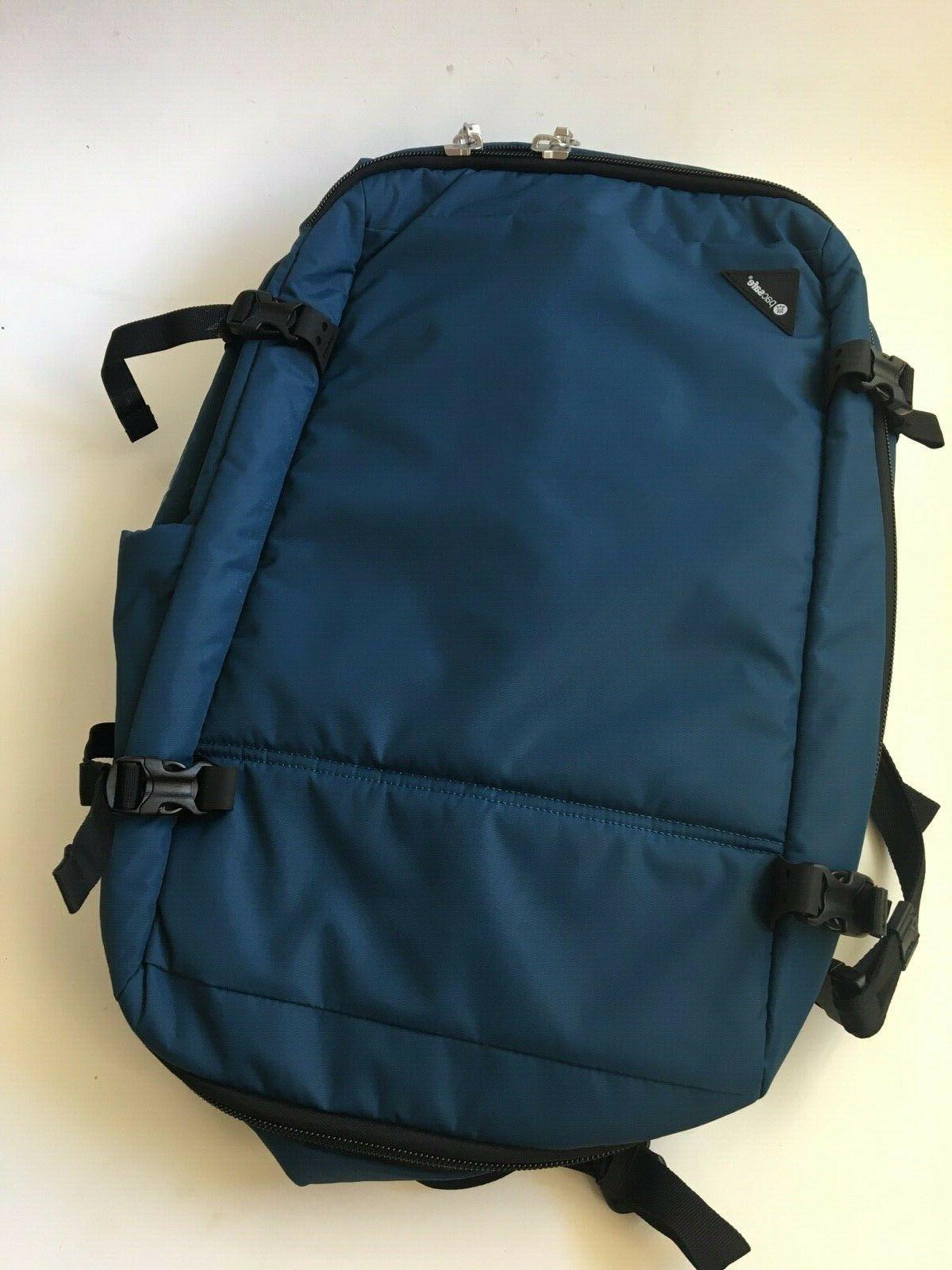 Pacsafe anti backpack bag, NEW