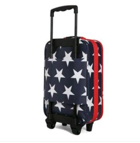 Penny Small Luggage Wheels Overnight Bag New