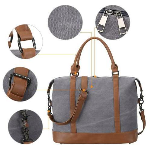Women Weekender Bag Duffel in