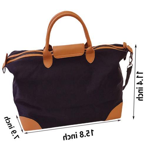 Women PU Duffel Bags Carry