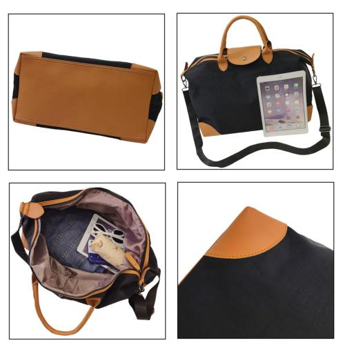 Women PU Weekender Overnight Bags