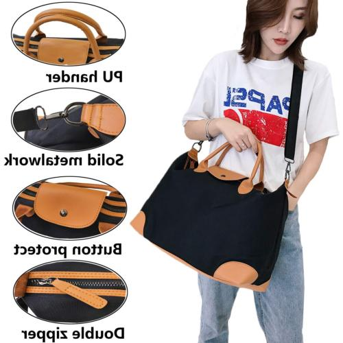Women PU Bags Carry on Luggage