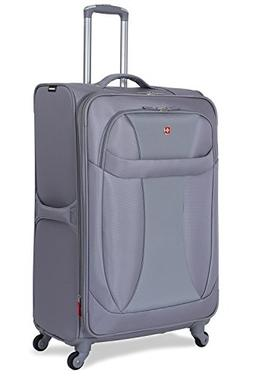 SwissGear Lightweight Luggage 24 Spinner