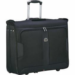 Delsey Paris Luggage Sky Max 2 Wheeled Garment Bag, Black