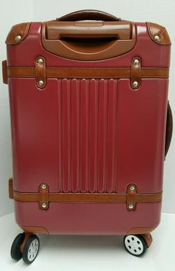 mark and graham terminal 1 carryon suitcase