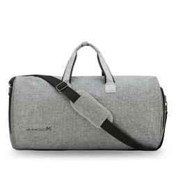 Mens Business Travel Garment Bag Carry On Suit Outdoor Gym L