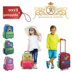 """Multiple Pockets Travel Carry On Rolling Luggage 14.5""""x 18""""x"""