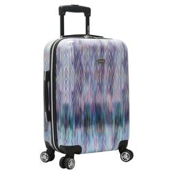 """NEW Steve Madden 20"""" Hard Case Carry On Luggage With Spinner"""
