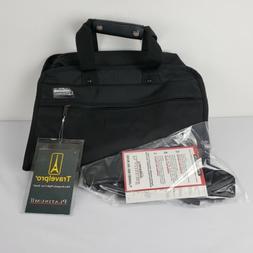 "Travelpro Platinum II Black 17"" Cargo Duffel Carry-on Overni"