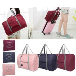 Portable Foldable Travel Storage Luggage Carry-on Big Hand S