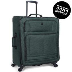 """Protege 28"""" Elliptic 4-Wheel Light Weight Spinner Luggage, G"""