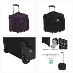 rolling travel luggage underseat business trip bags