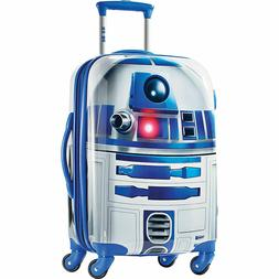 """American Tourister Star Wars All Ages 21"""" Carry-On Hardside"""
