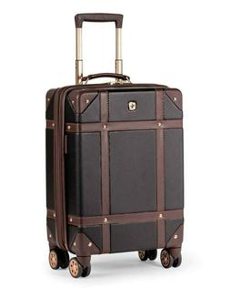 """Swiss Gear 7739 19"""" Trunk Expandable Carry On Spinner Luggag"""