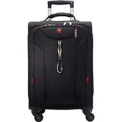 "SwissGear TravelGear 1900 22"" Carry-On Spinner Luggage -"