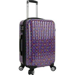 Titan 20 inch Polycarbonate Carry-on Art Luggage