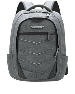 Traveler's Choice Silverwood Gray Large Backpack NWT $120
