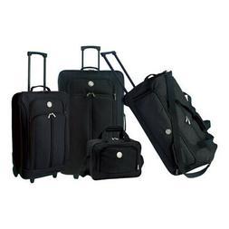 Travelers Club Unisex  Deluxe 4 Piece Travel Set