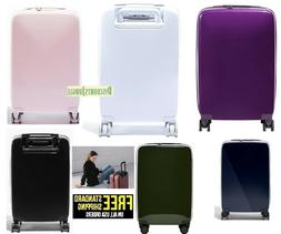 RADEN A22 USB SMART LUGGAGE HARDSIDE CARRY ON Spinner 22'' I