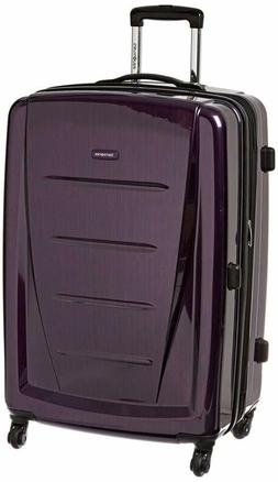 WINFIELD 2 HARDSIDE LUGGAGE WITH SPINNER WHEELS SUITCASES TR